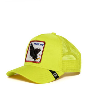 Goorin Bros. Freedom Casquette trucker, yellow